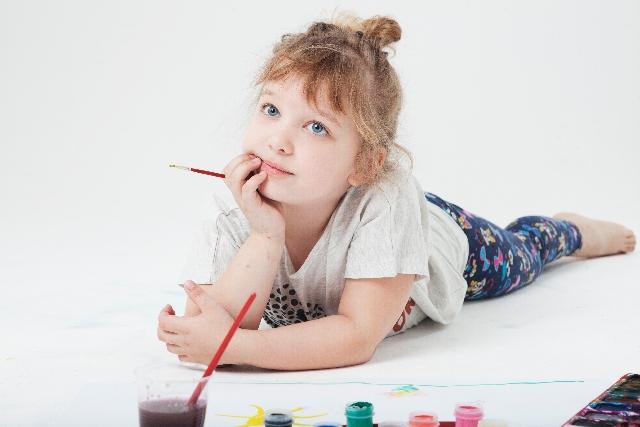 幼児期の色彩感覚の発達